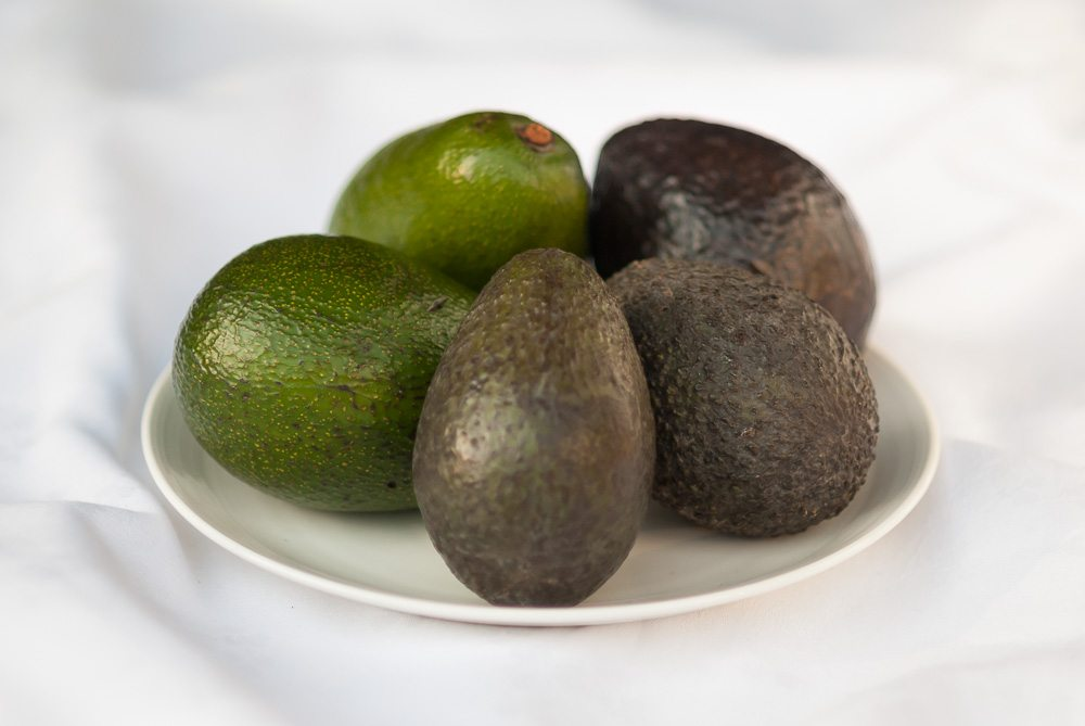 The avocado is a very evocative fruit -  it has a sensual texture and a rich and heady flesh...