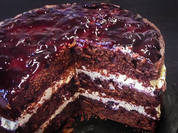 An office 'bake-day' refined-sugar-free cake recipe the whole office enjoyed.