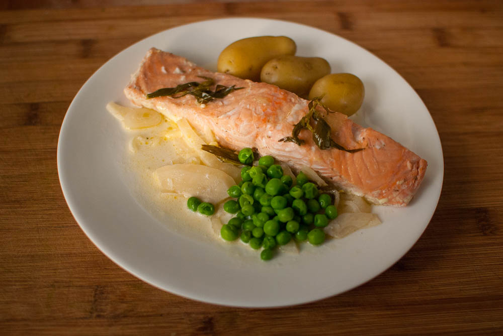 3 Ways To Cook Salmon in the Oven