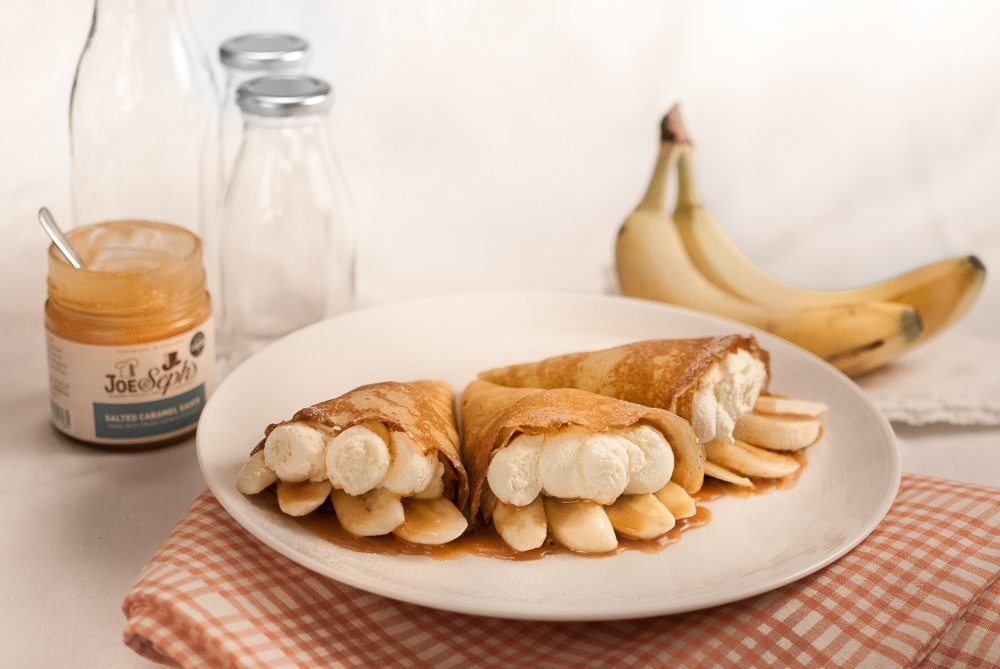 'Pancake day fun or a party trick that the kids can get involved with...'