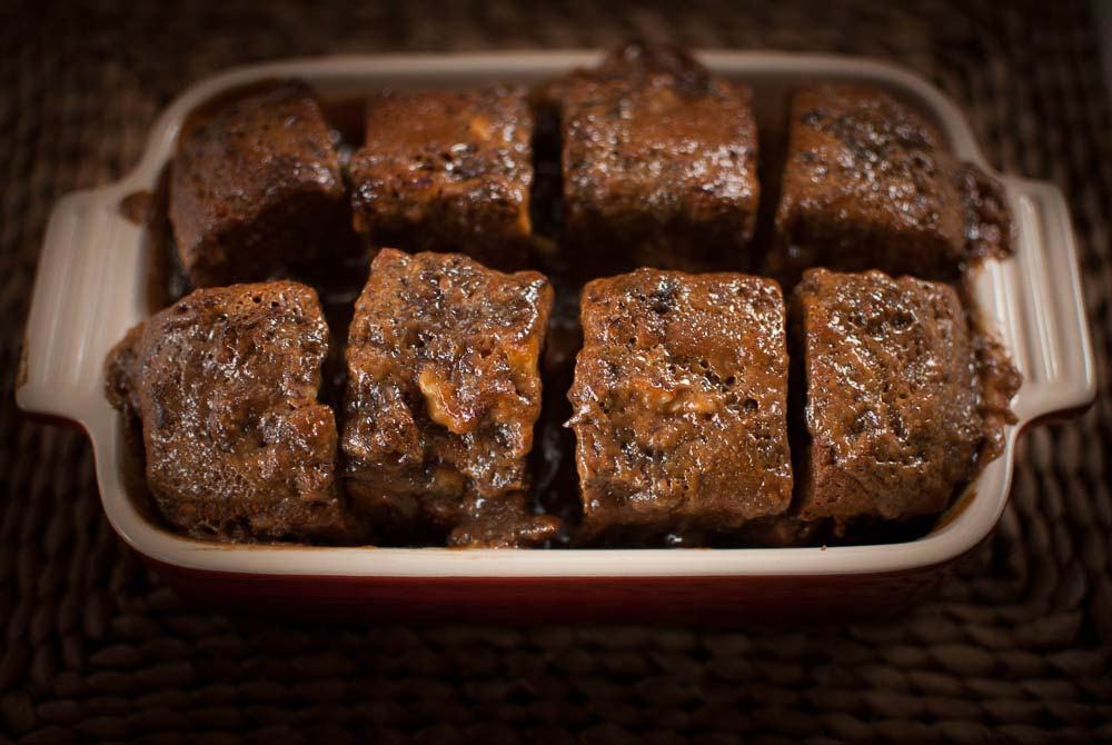 Sticky Toffee Pudding Cheat in 30 Minutes