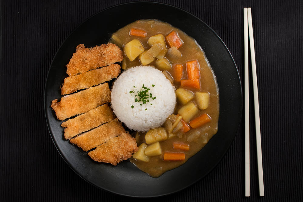 'Wagamama's succulent Katsu Curry is actually super easy to make, and the beauty is, you can have as much curry sauce as you like!'