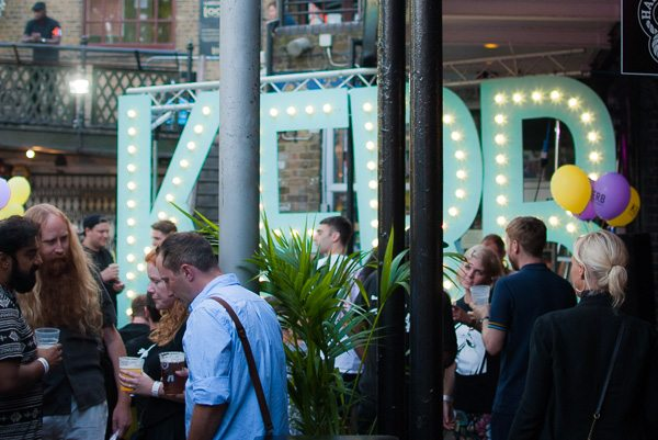 What a great night out! WDC was invited by Time Out to attend a preview for the KERB in Camden Market - they promised a night of free food from 35 affiliated street traders.