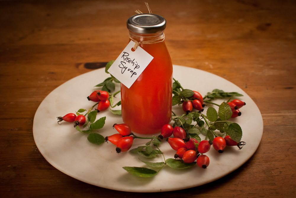 Food-for-free and foraging is the way. A diverse recipe to make your own rosehip syrup. Full of vitamins and goodness, try with yogurt or even rice pudding.