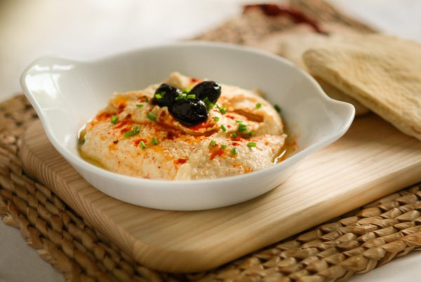 When I was at school, the only way to eat houmous was either by going to Greece on holiday, or visiting a Greek restaurant...