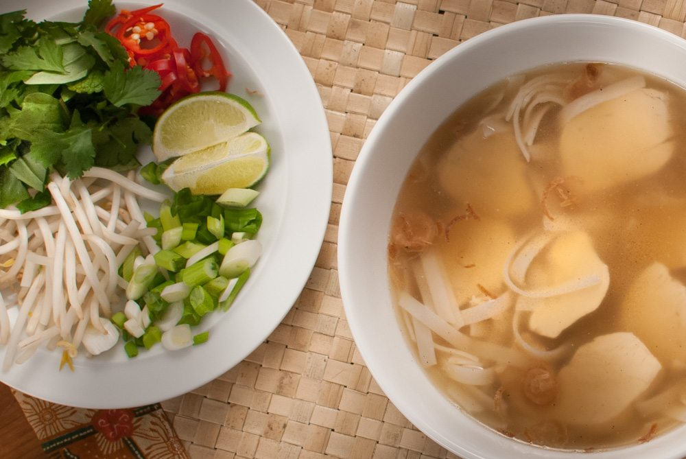 Vietnamese market stalls and restaurants are cropping up everywhere - and with them the hugely popular pho soup.