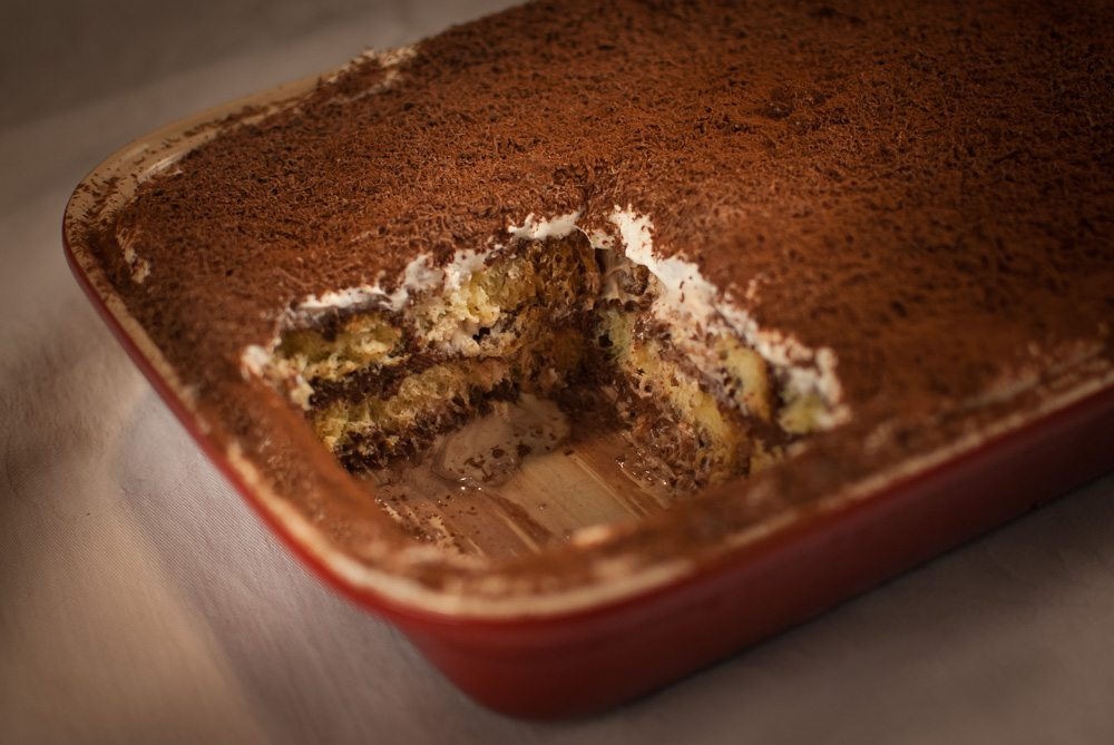 Tiramisu is everybody's favourite pudding. Here's a great adaptation using leftover panettone.