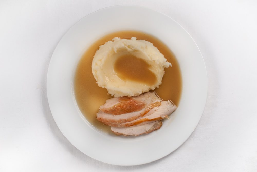 Gravy may not seem like a sauce - but it's every bit a sauce, in all but name...