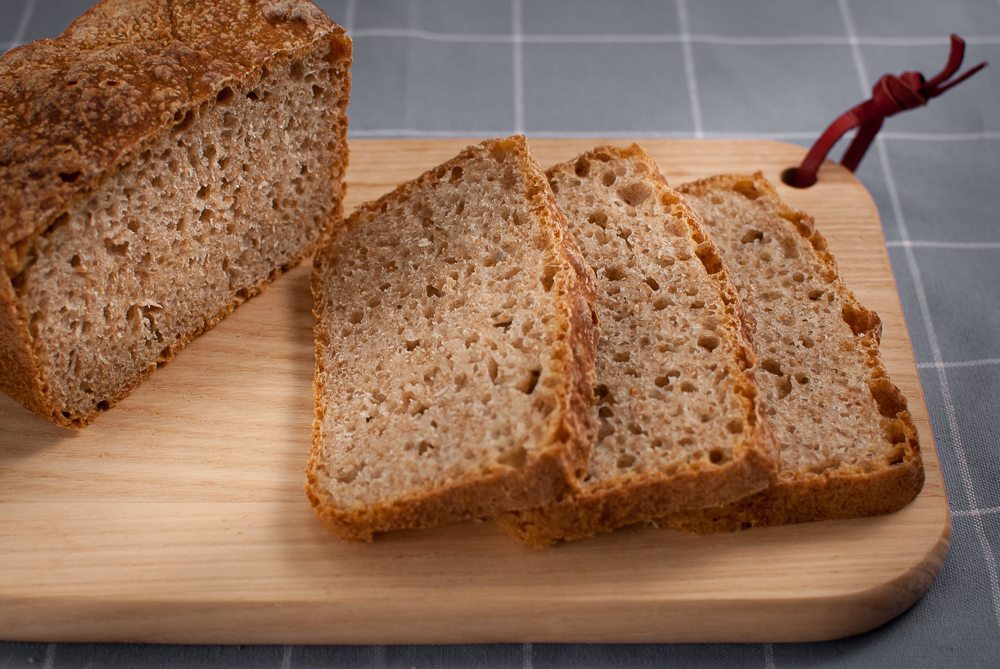 Both Pete and Mrs WDC go crazy for my wholemeal, oat and sunflower loaf and my Surbiton sourdough. I'm teaching Mrs WDC how to make this loaf. So here is the full recipe.