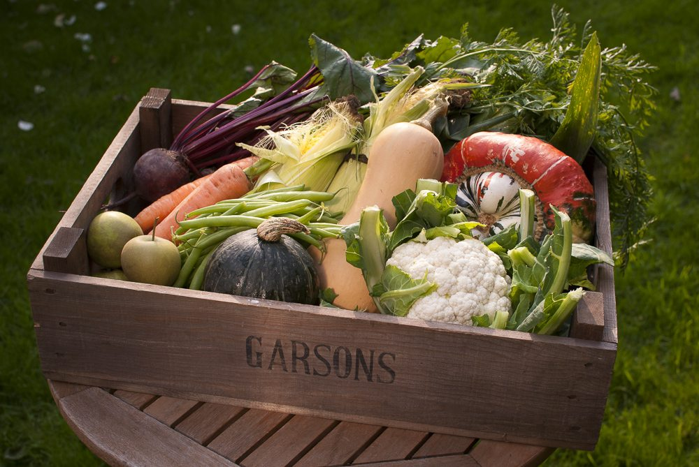 Get down to Garsons or your local Pick-Your-Own farm and treat yourself to some amazing seasonal produce.