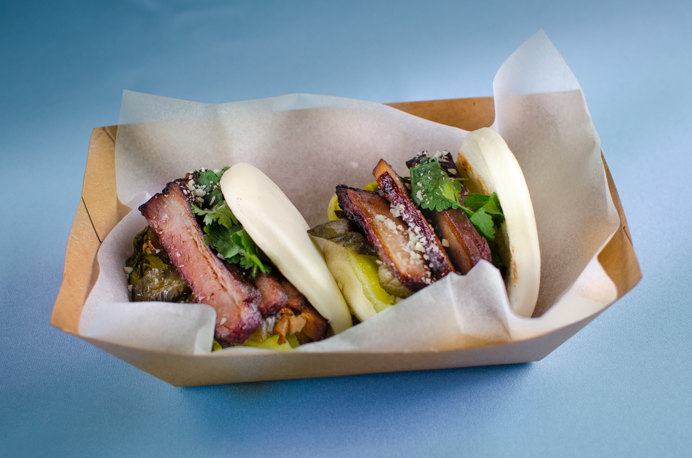 Bao buns seem to be the latest thing. But don't just make them to be trendy - they're fun and good to eat.