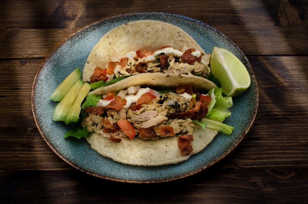 Chicken Jalapeño Taco