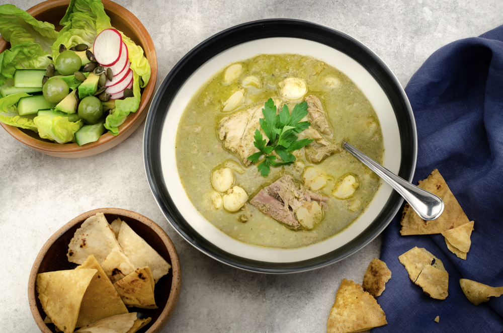 This delicious soup is becoming a firm WDC favourite.