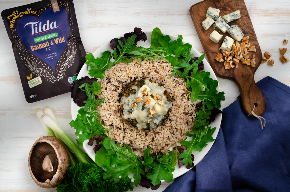 Tilda's packets of microwave rice are not only convenient, they;re also tasty and can inspire your cooking.
