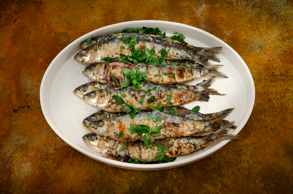 Can't get to the Mediterranean on hols? Barbecue some sardines and you will be transported.